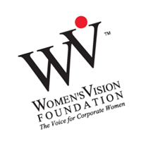 Women's Vision Foundation 126 vector