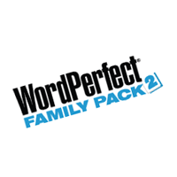 WordPerfect Family Pack vector