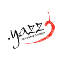 Yazz Networking & Design vector