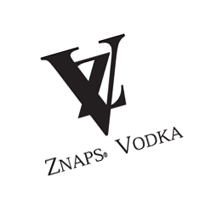 Znaps Vodka vector